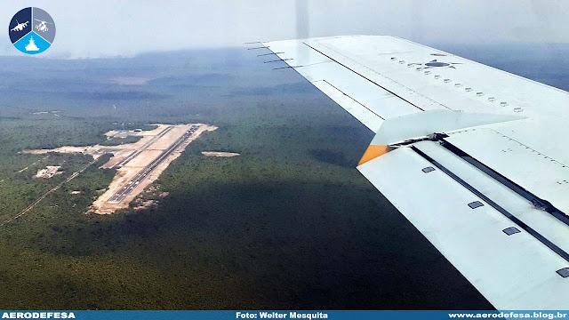 CPBV, também conhecida como Base Aérea do Cachimbo