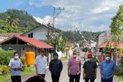 Komisi lll, Turlap Cek Proyek Pembangunan Irigasi Serta Jalan di Minut
