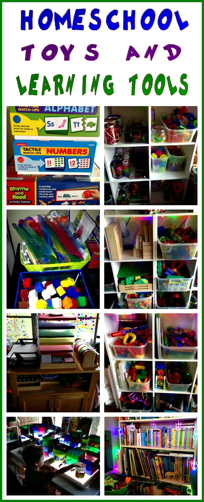 Learn Tools As You Put Them To Use In Projects: Learning Toys And Tools
