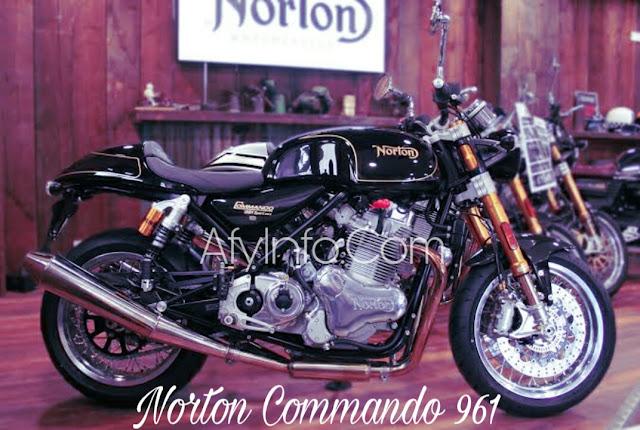 Gambar Norton Commando 961