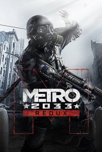 Metro 2033 Redux torrent download for PC ON Gaming X