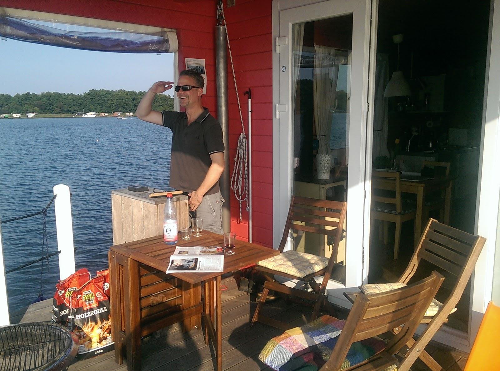 Der Kapitän des erdbeerroten BunBos hält Ausschau... | Arthurs Tochter Kocht by Astrid Paul