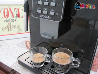 caffè lungo e americano Power Matic-ccino 6000 della Cecotec