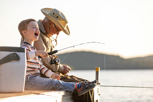 Benefits of Fishing – For Kids and the Environment