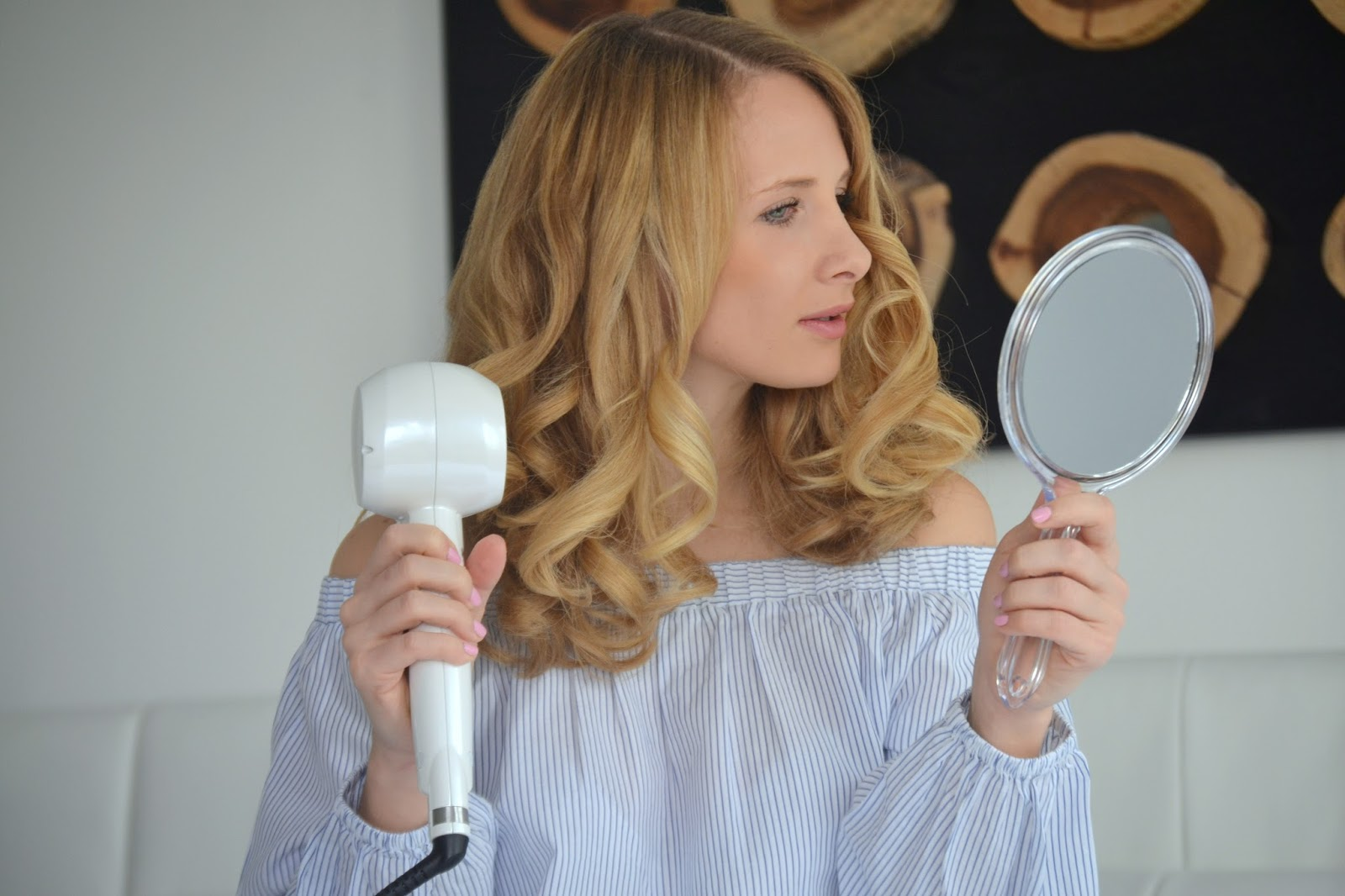 My Hairstyle With Babyliss Give Away Melina Alt