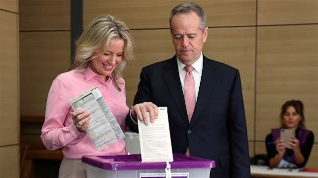 Australia votes in federal elections on Saturday set to return Labor Party to power