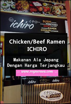 Ramen Ichiro Giant waru