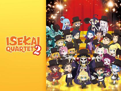 Isekai Quartet Season 2 Subtitle Indonesia