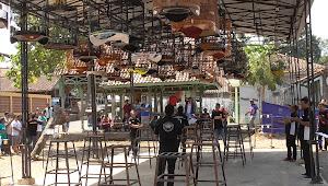 Puluhan Pecinta Burung Ikuti Bhayangkara Cup