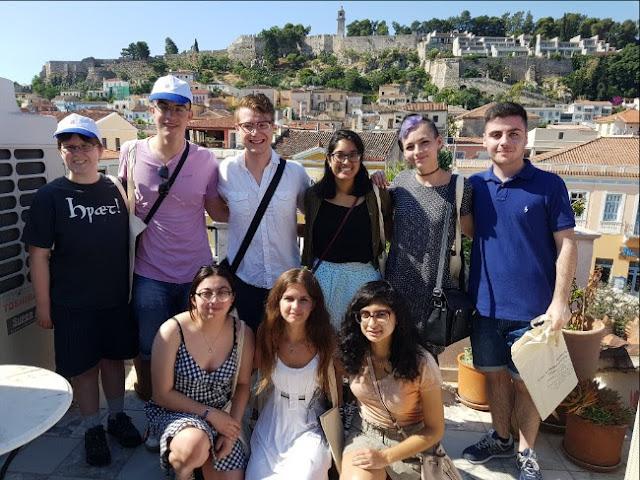 Ξεκινάει το Θερινό Πρόγραμμα Πρακτικών Ασκήσεων του Κέντρου Ελληνικών Σπουδών στο Ναύπλιο