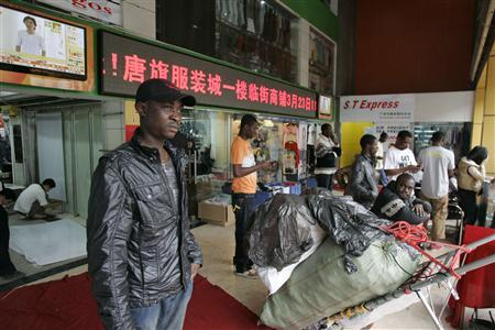 chinese factory closed down lagos