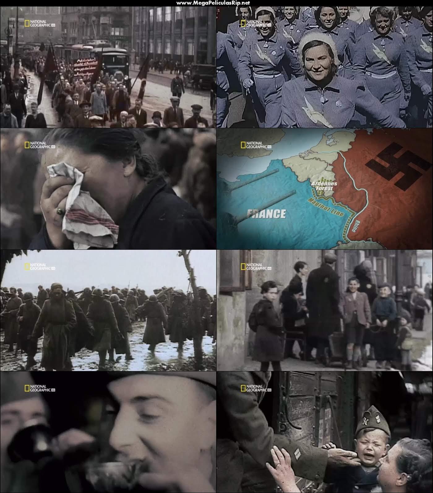 Apocalipsis La Segunda Guerra Mundial 720p Latino