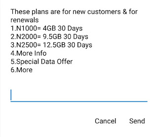 Glo Increases Its Monthly Data Plan Bundles For New Custormers
