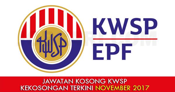 Jawatan Kosong di KWSP