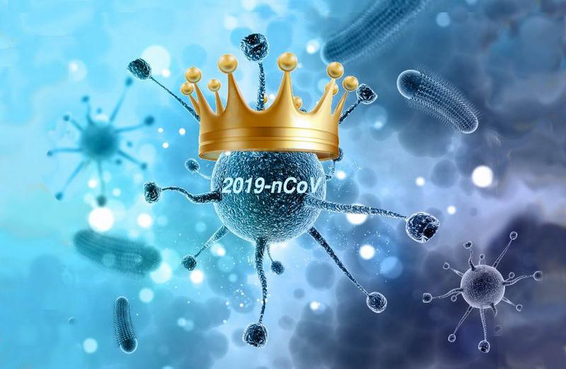 Antonas Blaginas: Mošiachas koronaviruso pavidalu?