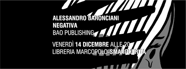Alessandro Baronciani alla MarcoPolo - Venerdì 14 dicembre