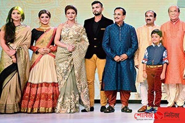 'সেরা বাঙালি' পুরস্কার পেলেন Jaya-Mashrafe