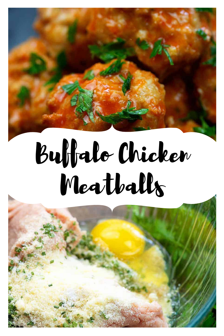 #BUFFALO #CHICKEN #MEATBALLS #SNACKS #MEALS #EASYRECIPE