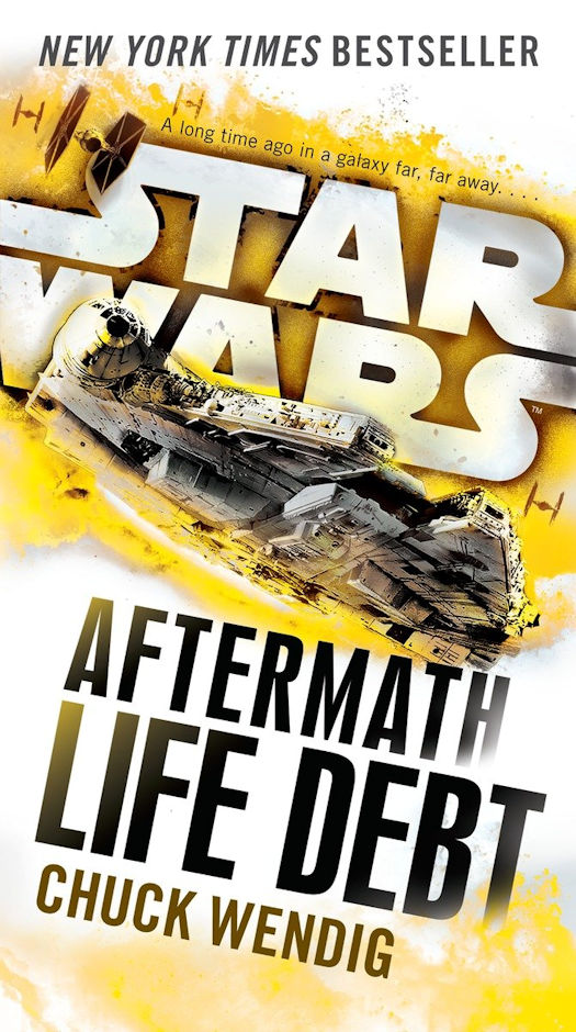 Review - Aftermath: Empire's End (Star Wars: The Aftermath Trilogy 3) by Chuck Wendig
