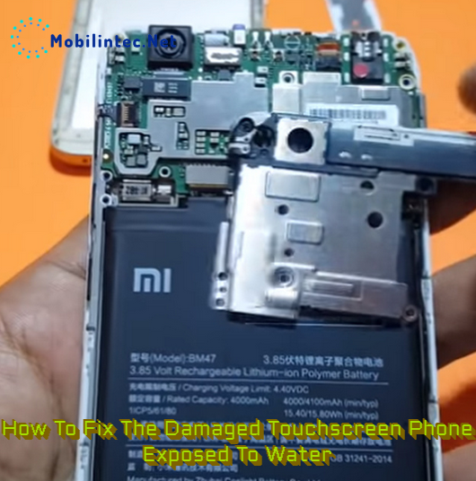 Repair Touchscreen Xiaomi Redmi 4A
