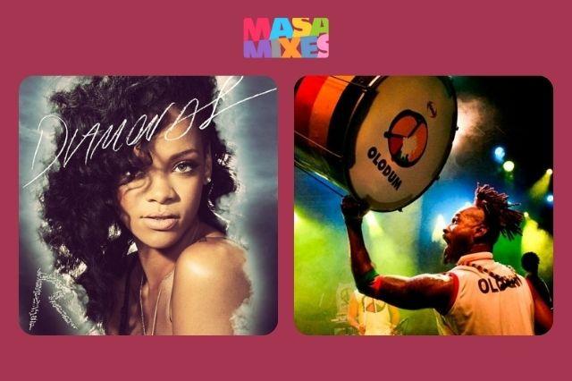 Diamonds In Salvador (Rihanna vs. Olodum)