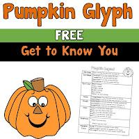 FREE Pumpkin Glyph