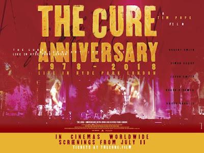 Llega la pelicula de The Cure.