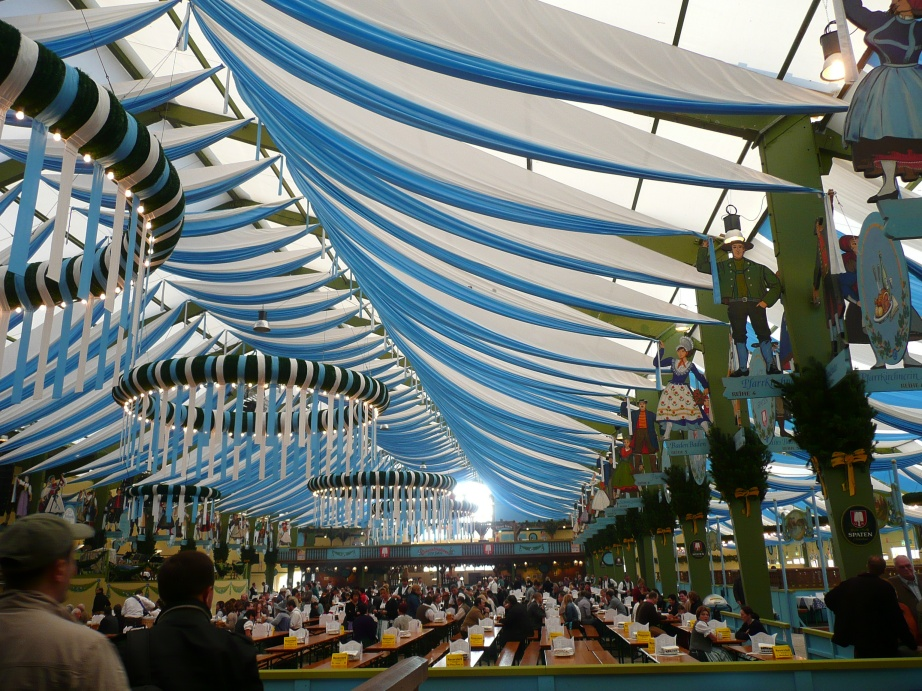 spaten oktoberfest tent reservations