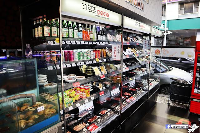 IMG 8673 - 【熱血採訪】肉多多 - 超市燒肉,三五好友一起來採購,想吃甚麼自己拿,現拿現烤真歡樂! 產地直送活體海鮮現撈現烤、日本宮崎5A和牛現點現切!
