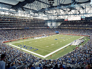 Ford Field Suites, Detroit Lions, Single game Rentals, 2014