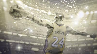 Ex-Basquetebolista e Vencedor de um Óscar, Kobe Bryant, Morre em Acidente de Helicóptro