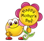 Smiley mother's day