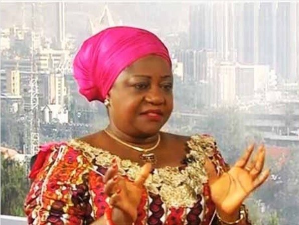Those attacking Buhari are not for Jesus Christ – Onochie tells CAN
