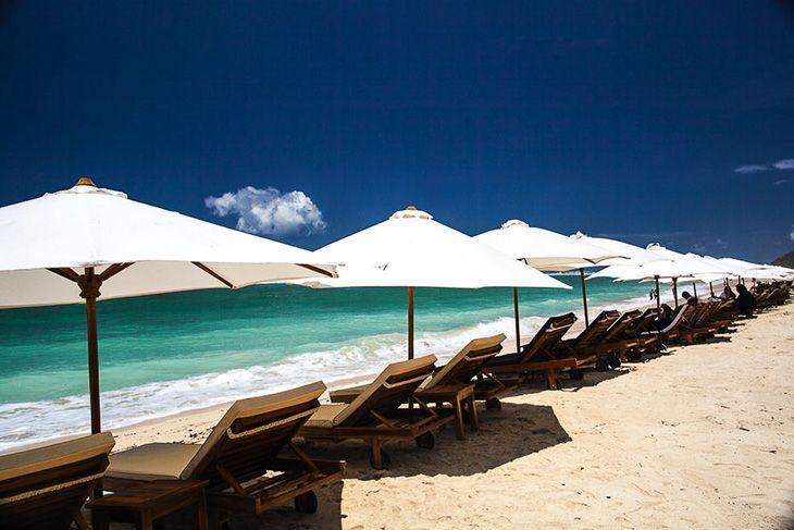 Secret/Hidden Beach Pandawa Beach in South Bali