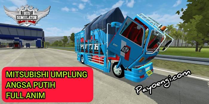 download mod bussid umplung angsa putih terbaru full anim