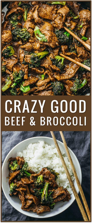 Sweet Crazy Good Beef And Broccoli