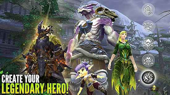 Order Chaos 2 Mod Apk Unlimited