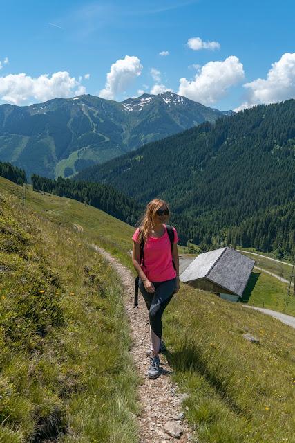 Waldwandern in Saalbach | Wanderung zu den Waldteichen am Maisereck | Saalbach - Maisalm - Wirtsalm - Waldteiche - Spielberghaus - Saalbach | Wandern-SalzburgerLand 08