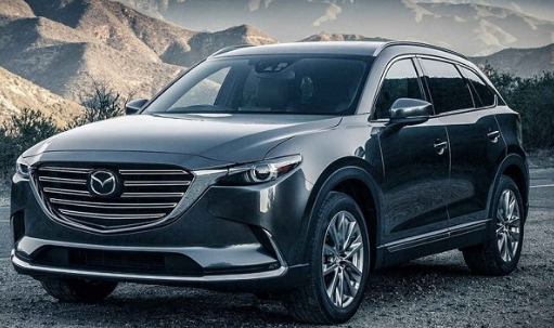 2018 Mazda CX 9 Redesign