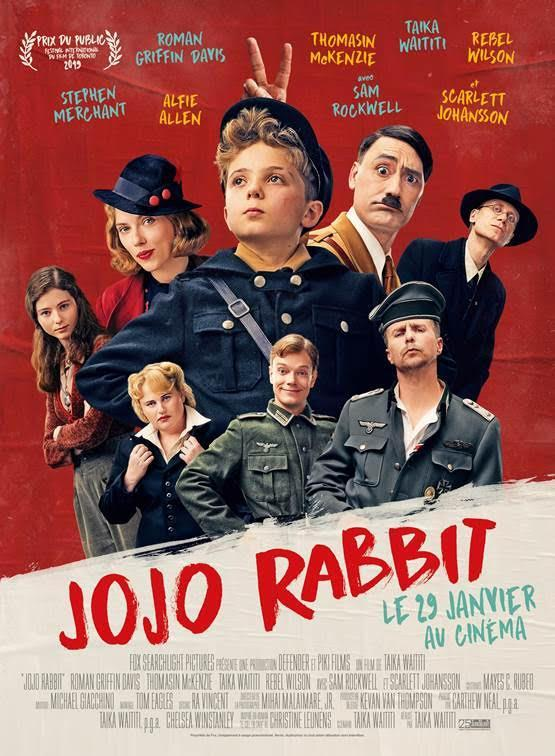 Download Jojo Rabbit (2019) Full Movie in Hindi Dual Audio BluRay 720p [1GB]