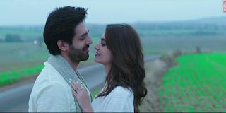Dil-mera-song-images-Kartik-Aaryan-and-Kriti-Kharbanda-romantic-photos-Ash-King
