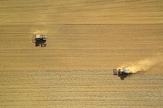 производство на храна с цената на околната среда
