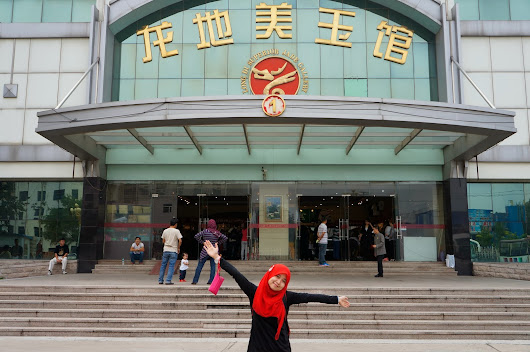 cik NurSha's story...: Third Day In Beijing