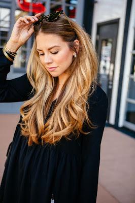 Model Rambut Layer Panjang Terbaik 2017