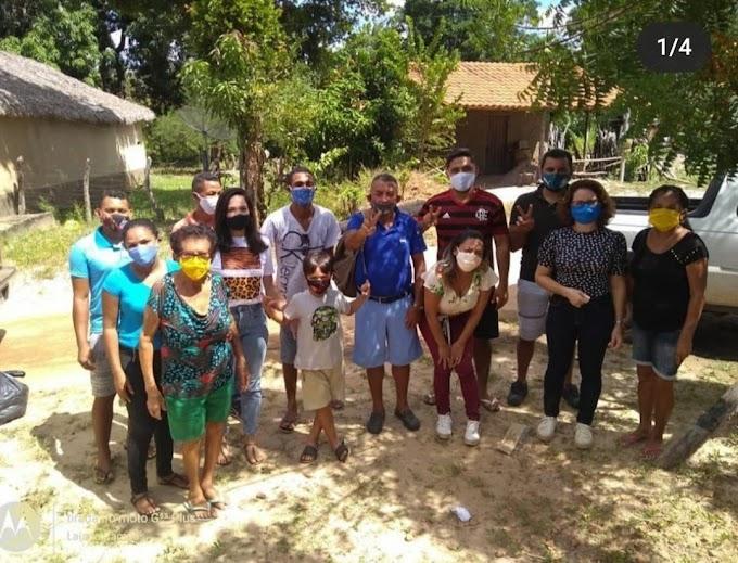Fundação Luciano Tenório mantém Ação Social no combate ao Covid-19 em Matões