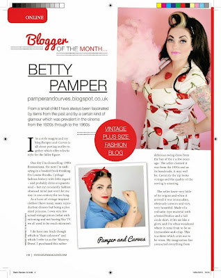 contact betty pamper