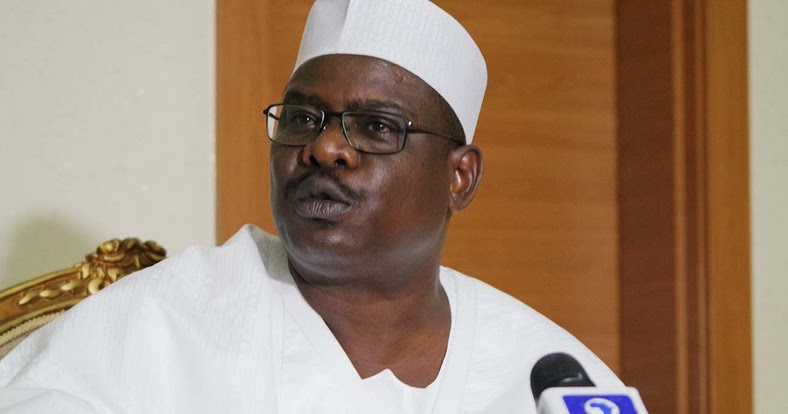Image result for 9th Assembly: Ndume Predicts Danger, Apologizes To Dino Melaye