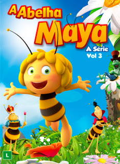 A Abelha Maya: A Série - Vol. 3 - DVDRip Dublado