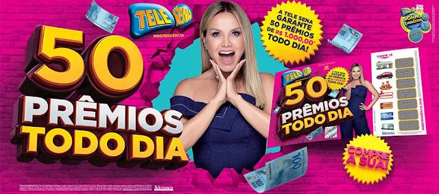 Premiação da Tele Sena de Independência/2019: 50 Prêmios Todo Dia