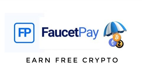 Earning Crypto From FaucetPay
